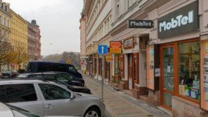 Prodejna Karlovy Vary